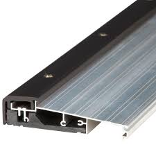 Masonite 32 in x 4 9 16 in Milled Aluminum Outswing Doorsill