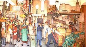 Coit Tower Murals Images coit tower murals citylife 1334085974 captures exquisite