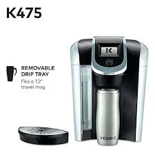 Keurig K475 Pearl Review For Single Serve K Cup Pod Coffee Maker 20