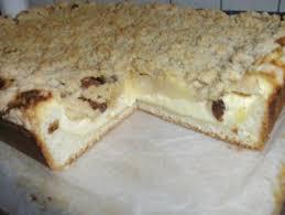 apfel quarkkuchen mit streusel