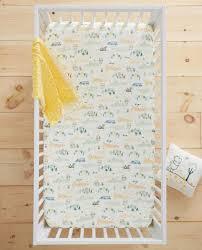 130 Best Winne The Pooh by Disney Baby Winnie The Pooh Knit Crib Sheet In Organic Cotton