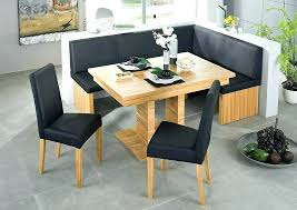 Kitchen Table With Booth Seating Dining Sets Corner Design Plus Modern