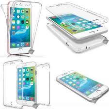 housse etui coque gel 360 integrale apple iphone 5 5s