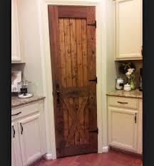 Diy Rustic Wood Door Design Interior Home Decor