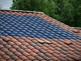 paint clay roof tiles best image voixmag