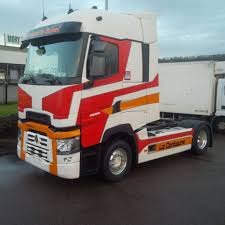 RENAULT T 520 Limited Edition