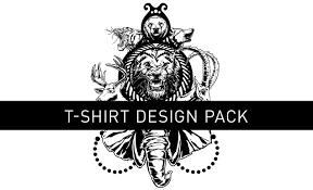 unleashed vector t shirt design pack go media u0027s arsenal