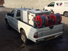 100 Pickup Truck Water Tank Delivery Of A Water Tank Cleaning And Disinfection System To The