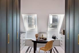 innenarchitektur und planung eines penthouse in frankfurt