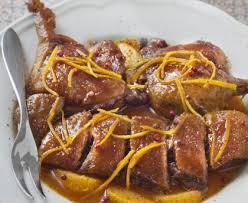 comment cuisiner le canard sauvage canard à l orange recette de canard à l orange marmiton