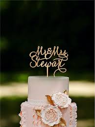 Wedding Cake Cakes Rustic Topper Lovely Toppers Australia To In Ideas
