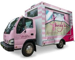Twirly Toes Truckshop - Orlando's Premier Mobile Dance Wear Boutique!