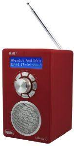 imperial dabman 10 tragbares dab radio bordeaux by