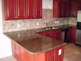 Kitchen Countertops And Backsplash Pictures How To Install A Backsplash Countertop Guides