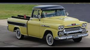 1958 Chevrolet Cameo 1958 Chevrolet 3800 For Sale 2066787 Hemmings Motor News Spartan Truck Pictures 31 Apache Pick Up Wow Sale Classiccarscom Cc1038240 Chevy Pickup Something Sinister Truckin Magazine 2065258 Restoration On Connors Motorcar Company 195558 Cameo The Worlds First Sport