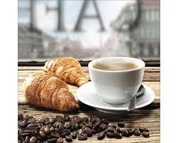 glasbild coffee time iv 20x20 cm