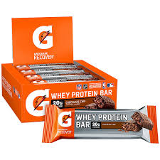 Amazon.com : Gatorade Whey Protein Recover Bars, Chocolate Chip ... Nutrition Bars Archives Fearless Fig Rizknows Top 5 Best Protein Bars Youtube 25 Fruits High In Protein Ideas On Pinterest Low Calorie Shop Heb Everyday Prices Online 10 2017 Golf Energy Bar Scns Sports Foods Pure 19 Grams Of Chocolate Salted Caramel Optimum Nutrition The Worlds Selling Whey Product Review G2g Muncher Cruncher And Diy Cbook Desserts With Benefits