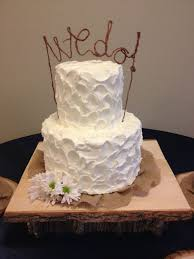 Wedding Cake Icing Buttercream