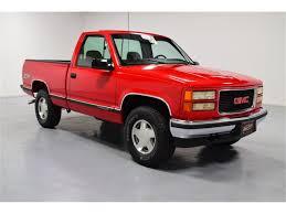 100 1996 Gmc Truck GMC Sierra For Sale ClassicCarscom CC1187727