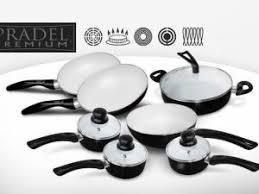batterie cuisine en 50 la batterie de cuisine en céramique pradel premium par