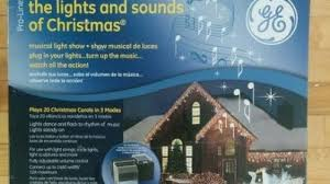ge proline the lights and sounds of decoratingspecial