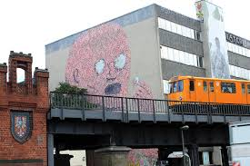 Famous Street Mural Artists by The