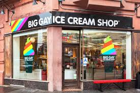 Big Gay Ice Cream Shop (East Village) | The Official Guide To New ... New Yorkers Heart The Big Gay Ice Cream Truck A Rebranded Gives Out Free Ice Cream And Reventing The Truck Menu At York Guide Mitzie Mee Brief History Of Mental Floss Line Continues Shop Opens Urbanfoodguy Power Nyc Youtube Spotlight Douglas Quint On How Became A Doug S Makes Its Debut Appearance Cakeyboi Heaven In Infiltrated Middle Americas Freezers Gq Pay Visit Not Your Average Dessert