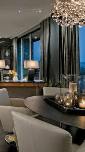 modern elegante wohnzimmer gardinen caseconrad