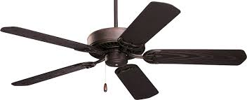 Plastic Outdoor Ceiling Fan Replacement Blades by Amazon Com Emerson Ceiling Fans Cf652orb Summer Night 52 Inch