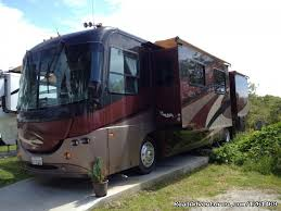 Privately Owned COACH 40 Class A Diesel Fremont California RV Rentals