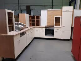 helle gebrauchte l form küche inkl geräte sofort ab lager
