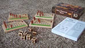 Roll Through The Ages Family Board Game