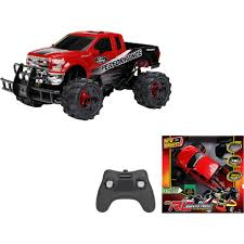 100 New Bright Rc Trucks Neil Kravitz Rechargeable 114 Wheelie Ford Raptor