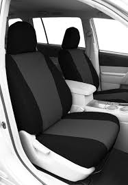 Amazon.com: CalTrend Front Row Bucket Custom Fit Seat Cover For ...