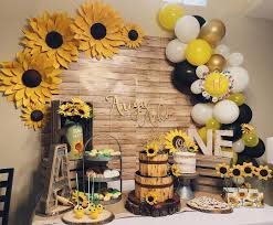 100 Aiko Designs Little Miss Sunshine Themed Dessert Table And Treats By
