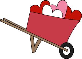 Wheelbarrow of Hearts