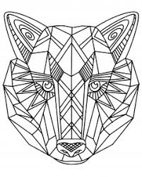 Coloring Page Wolf 1 Free To Print