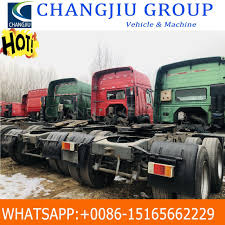 100 Used Truck Transmissions For Sale Hot Item Manual Transmission Type HOWO 351450HP Tractor Head Low Price On