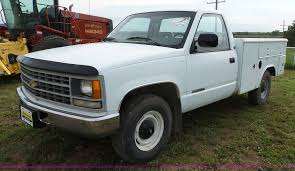 1992 Chevrolet Cheyenne 2500 Utility Truck | Item J4934 | SO... Sign Central Wraps Utility Tank Trucks Enclosed Raised Roof Service Body Fiberglass Service Bodies 2008 Ford F750 Truck For Sale Stock 1603 I10 Equipment 2011 Used F350 4x2 V8 Gas12ft Utility Truck Bed At Tlc 2006 Chevrolet Silverado 2500hd Utility Truck Item K7705 Ho Scale Intertional 7600 Wbucket Lift Yellow Ute Bucket News West Auctions Auction Metalworking 2007 Intertional 4300 Altec 60 Bucket Boom Diesel A 3m Vinyl Wrap For Cable Company In Pa