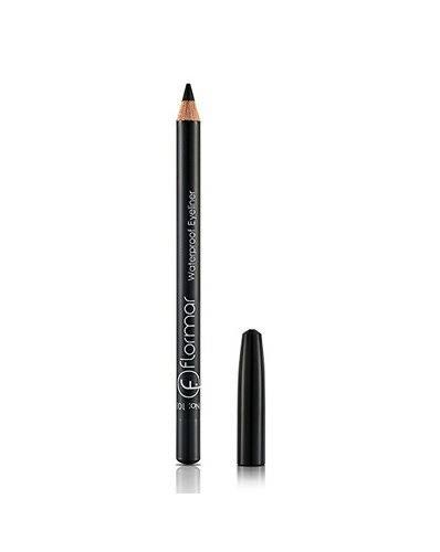 Flormar Waterproof Eyeliner - 101 Black