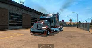 Western Star 5700 V 1 Truck - American Truck Simulator Mod | ATS Mod 8 Lug And Work Truck News Dirt 4 Codemasters Racing Ahead Need For Speed Most Wanted Traffic Semi Fire Flaming New Paint Semi Hauler Truck V10 The Best Farming Simulator 2017 Mods Krone Cat And Trailer By Eagle355th V2 Fs15 Euro Robocraft Garage Driver Game Downlaod From 9apps Download 18 Wheeler Game Images Hauling Part Of Wind Turbine Runs Off Bay County Road Smart Driving Games Best Driving Games For Free How To Get A Swat In Pc