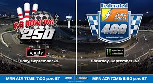 100 Game Truck Richmond Va Schedule Of Events Federated Auto Parts 400 MRN