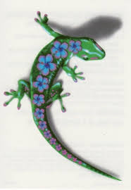 SALAMANDER LIZARD TEMPORARY TATTOO SEXY HOT CUTE MADE IN THE