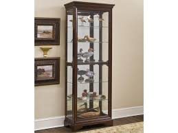 decorating curio cabinet for stunning home furniture