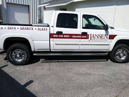 Truck Graphics For Jansen By Pensacola Sign In Pensacola, Florida ...