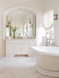 21 white bathroom ideas for a sparkling space better homes