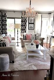 Taupe And Black Living Room Ideas by The 25 Best Pink Living Rooms Ideas On Pinterest Blush Pink
