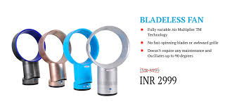 Bladeless Table Fan India by Great Bladeless Fan Online India 60 About Remodel Online With