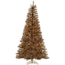 Brown Christmas Trees Avocado Ornaments And The Tropics