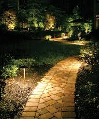 Suggestion For Pathway Lighting Around Perimeter Of Courtyard
